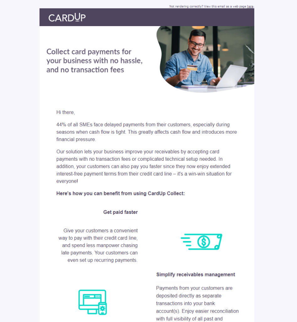 Email - Small - Cardup