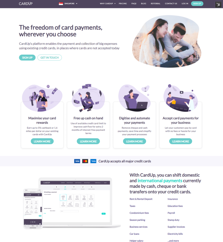 Website - Small - Cardup